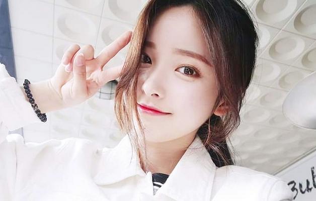 白い肌の韓国人