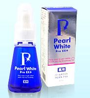 Pearl White Pro EX+(パールホワイトプロイーエックスプラス)