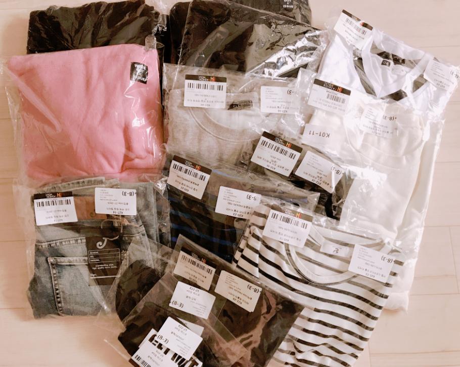 韓国メンズファッション通販サイトFitUS(フィットアス)で購入した商品