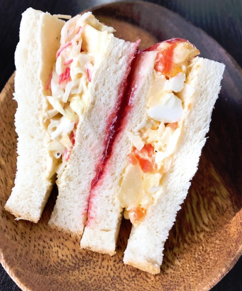 人気歌謡サンドイッチのお味は??美味しいの?