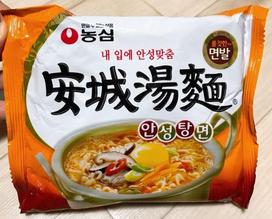 農心 安城湯麺