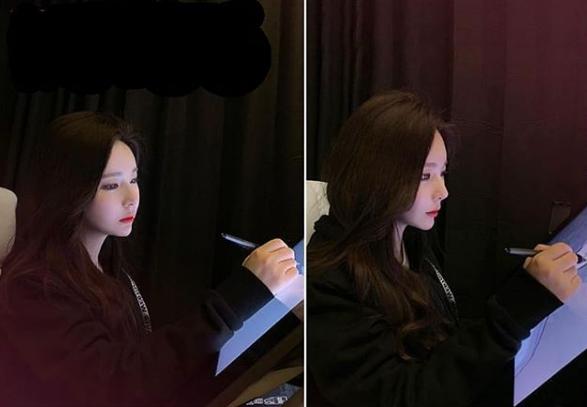 「女神光臨」の作者ヤオンイ(야옹이)さんがオルチャンすぎ!