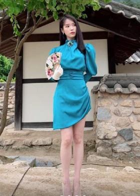 ホテルデルーナ(호텔델루나)6話での衣装