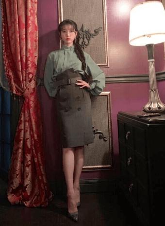 ホテルデルーナ(호텔델루나)15話での衣装