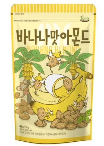 バナナアーモンド