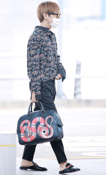 韓国メンズファッション女子ウケNO4!ハイブランド系
