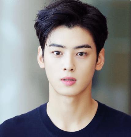 韓国メンズメイク 眉毛