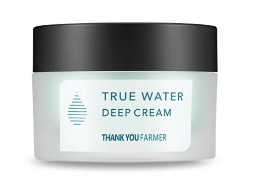 True Water DEEP CREAM(トゥルーウォーターディープクリーム)の感想・口コミ